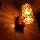 HP用玄関照明2夜