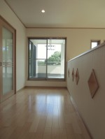 A様邸2Fホール1